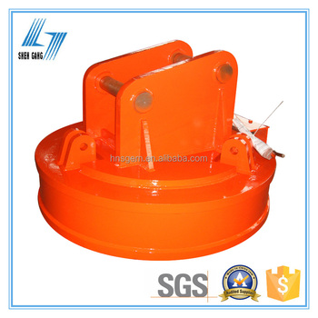 Excavator Lifting Magnet for Loading Excavator