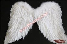 White Goose Feather Angel Wings Kids And Adult Angel Wings For Craft Supplies Angel Wings