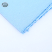 High quality white polyester cotton fabric rolls for pocketing