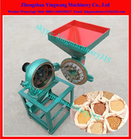 Industrial rice crusher