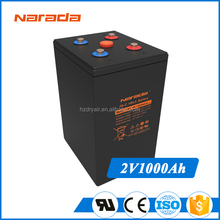 Narada Lead Carbon 2V 1000Ah Solar Battery for Energy Storage REXC-1000
