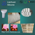 Good qualiyt food silicone rubber for chocolate moulds making