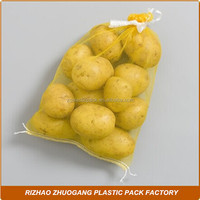 potato packing pp mesh sack,Tubular PP leno mesh bag