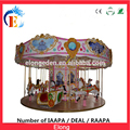 2017 most popular used merry go rounds carousel horse for sale