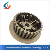 CNC turning aluminum parts, Motorcycle parts ITS-089