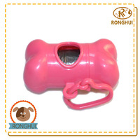 Portable epi dog waste bags for dog accessories