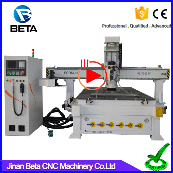 Best price !! 3d automatic engraving woodworking cnc router machine for wood furniture making