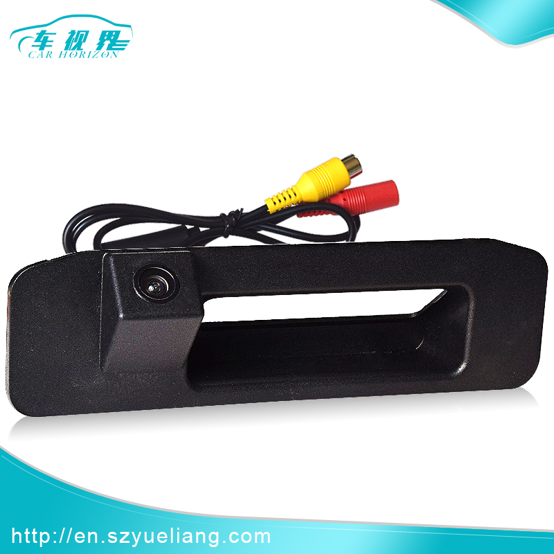 IP67/68 Waterproof Car Trunk Handle Reverse Camera Backup Parking Rearview Camera