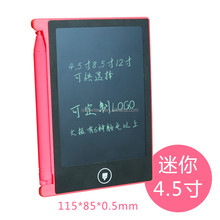Boogie Board 4.5 Kids Electronic Writing Pad Color Drawing Tablet Custom Writing Pad + a pen