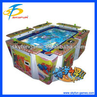 2014 hottest Lucky Six player Ocean star 2 electrical fish game