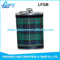 New arrival factory supply air bag hip flask