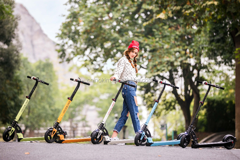 Inokim Shine Star electric mobility scooter 2 person Electric Scooter Myway old fashioned scooter