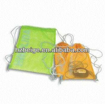 Eco nylon mesh bags Manufacturer