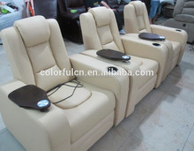 Electric Recliner Sofa With Tablet Features (LS811B)