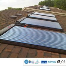 Non pressure glass tubular Solar Collector