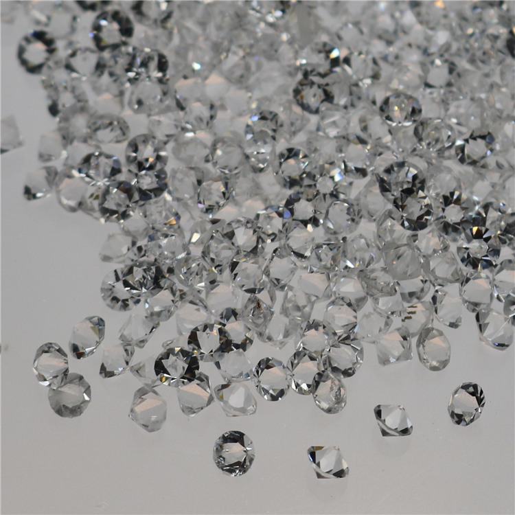 Top quality Wholesale clear glass stones for nail art