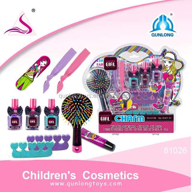 Best quality children's cosmetics toys 81026