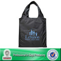 Custom Cheap Polyester Folding Shopping Bags Reusable Tote Bag