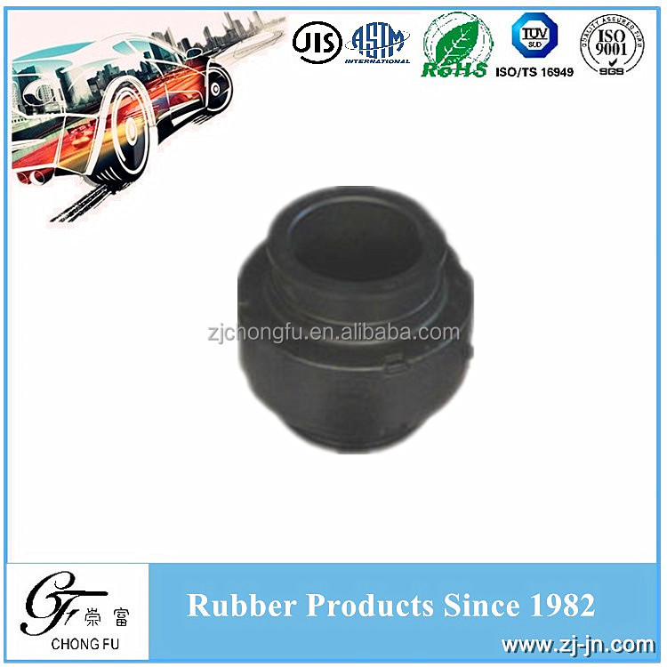 Newest suspension system adjustable car Adhesive Rubber Bumper