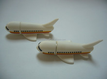 new products on china market plane pvc 2tb usb flash drive