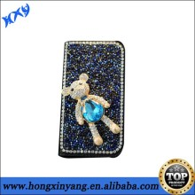 HXY 3d crystal cell phone cases for iphone 5