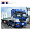 china price of delivery truck shacman trailer truck