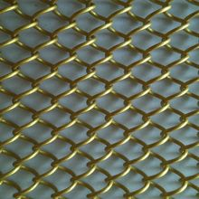metal mesh curtain/metal coil drapery/flexible mesh curtain