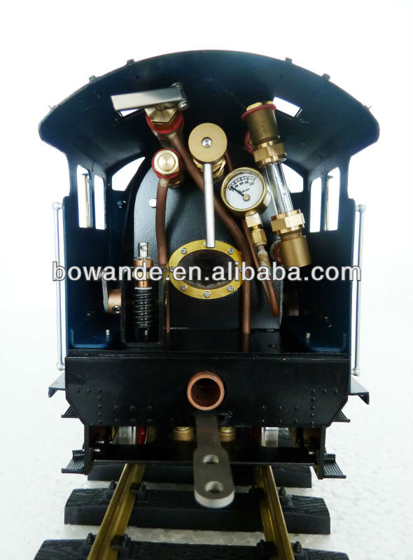 A4, 1:32 Live Steam Locomotive