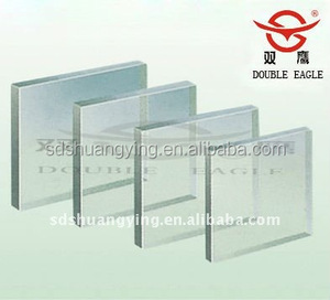 X-ray protective lead glass with low price