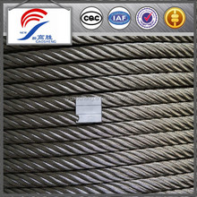 Cheap price elevator wire rope sales