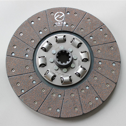 Automotive Clutch Plate : Auto clutch disc bus plate buy