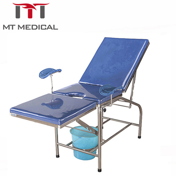 ET-2 Popular Promotional Multifunction hospital female electric labour and delivery bed