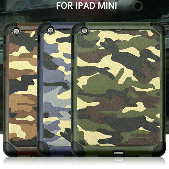 Hot Sell tablet Accessories Rubber back tablet cover for ipad mini