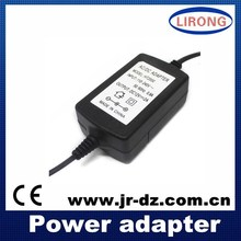 AC/DC 12V 1A power supply for laptop and mornitor