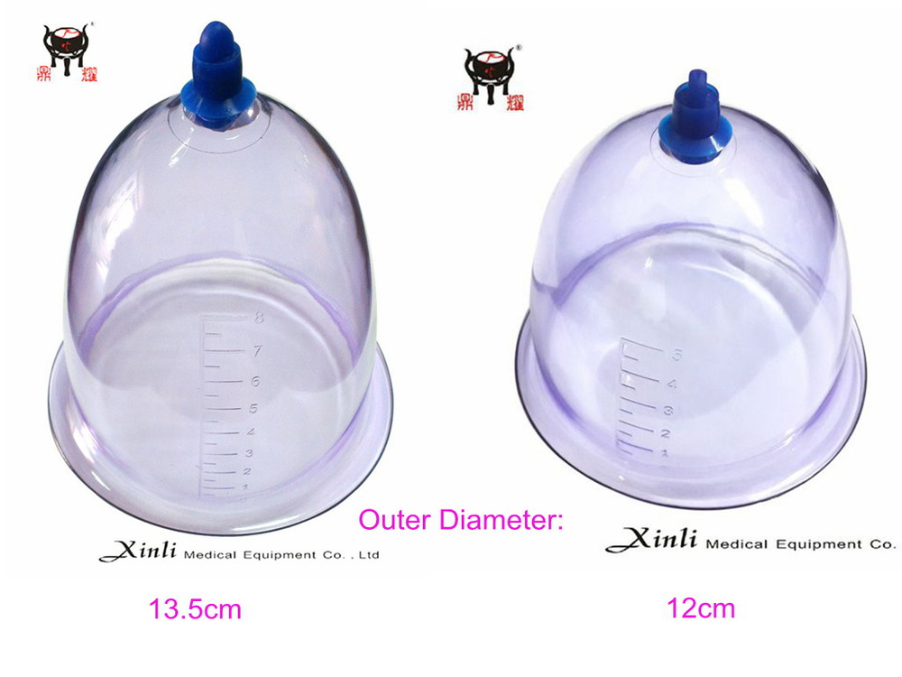 2016 New Enlarge Breast Cupping Set For Female
