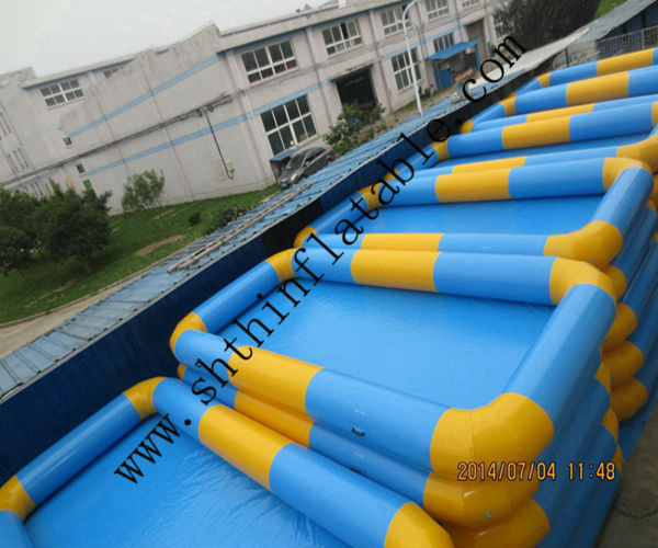 kids inflatable water pool