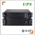 Wide input range intelligent rack online ups power supply