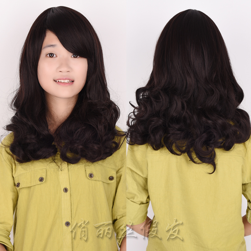 Fashion Korean Style Asian Women Hair Wig Buy Asian Women Hair Wig