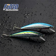 FJORD Wholesale Hard High quality swimbait 40g sinking minnow fishing lure