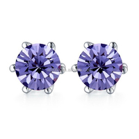 New fashion jewelry 925 sterling silver earring stud sets