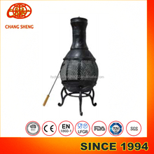 DECKMATE OUTDOOR PATIO DECK FIREPIT fire pits and chimineas