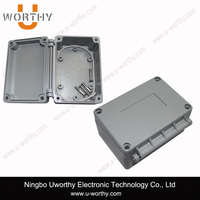 2015 OEM High Precision Factory Price Aluminum Waterproof Box