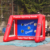 Kids N adults inflatable football goal made of best pvc tarpaulin from China inflatable soccer field factory
