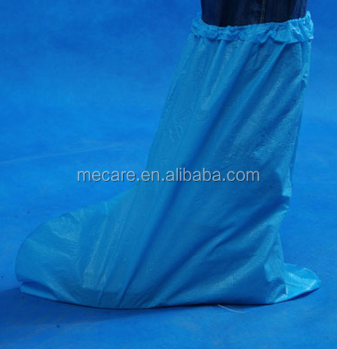 Disposable CPE Plastic Shoes Cover/Overshoes