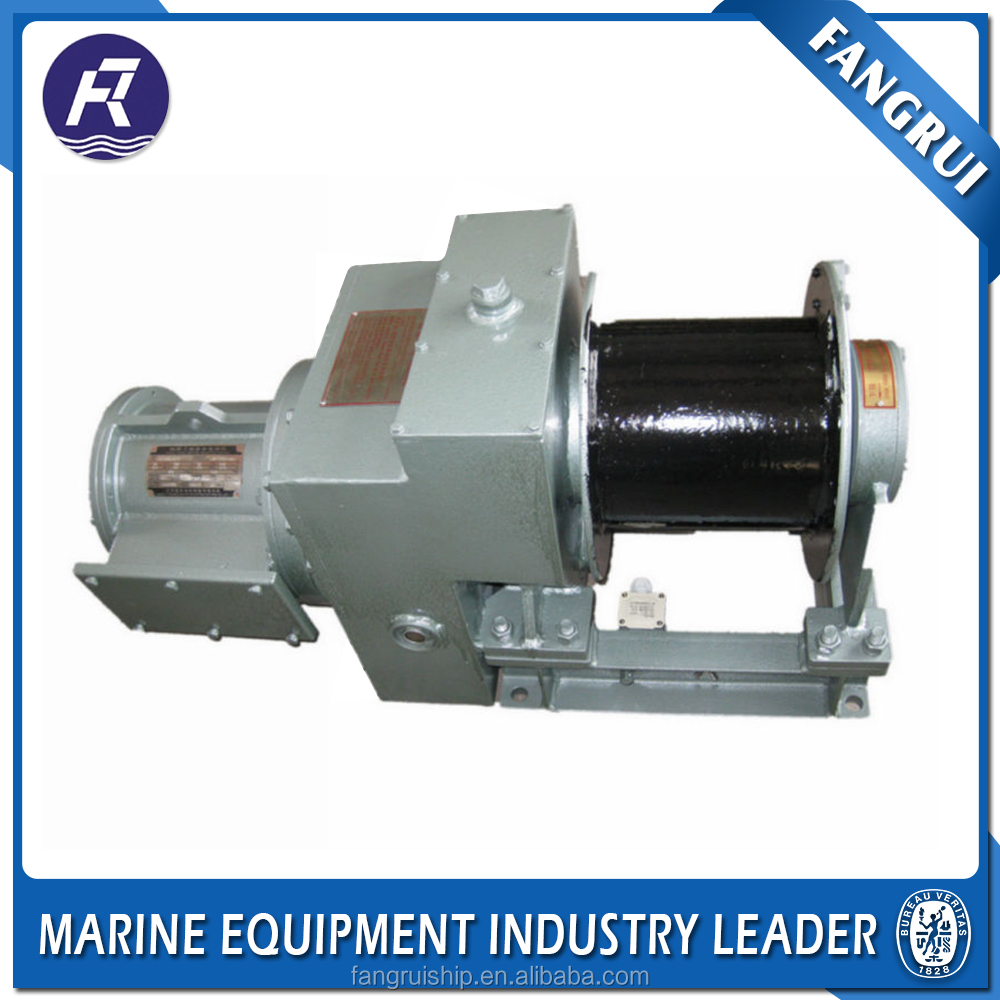 Perfect Anchor Winch Hydraulic Towing Marine