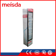 Eco-friendly SC105 B Commercial Compressor Display Refrigerator