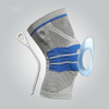 Wholesale sports knee lap care breathable sports knee support sleeves for patella