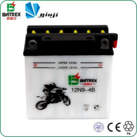 Conventional Dry Charged 12V Dynavolt Battery