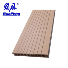 Wpc Outdoor Fireproof Wood Plastic Composite Decking Flooring Wpc Decking