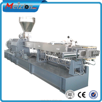 Used tire recycling machine/ pelletizing line price